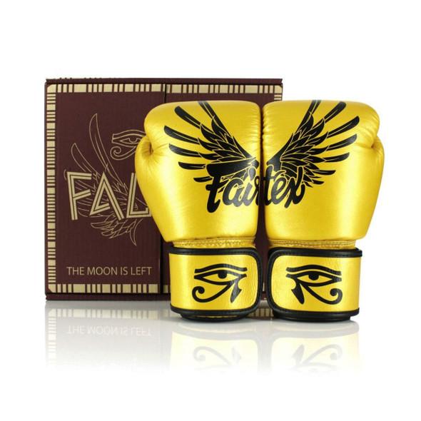 "Fairtex Falcon ""Tight Fit"" Boxing Gloves (16oz)"