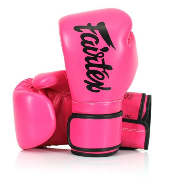 Fairtex Microfibre Gloves BGV14 (Pink) 16oz