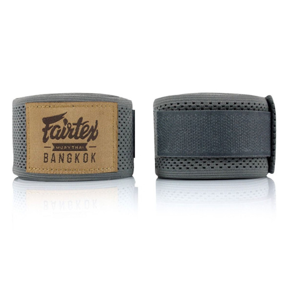 Fairtex Handwraps (Grey) 4.5m