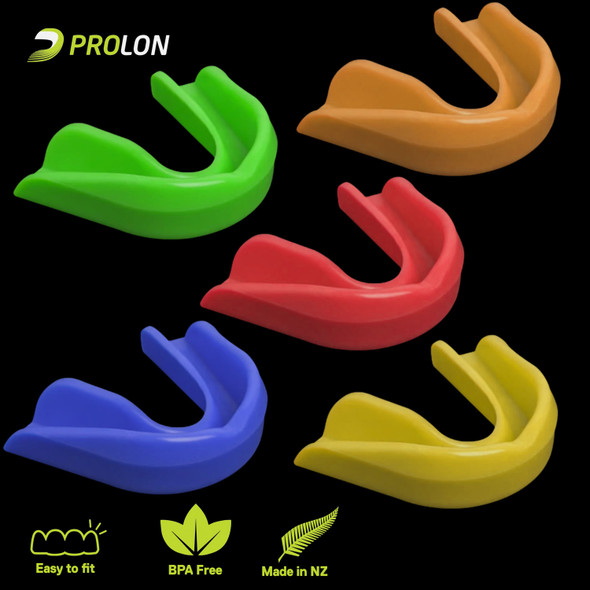 Prolon Coloured Mouth Guard - Youth