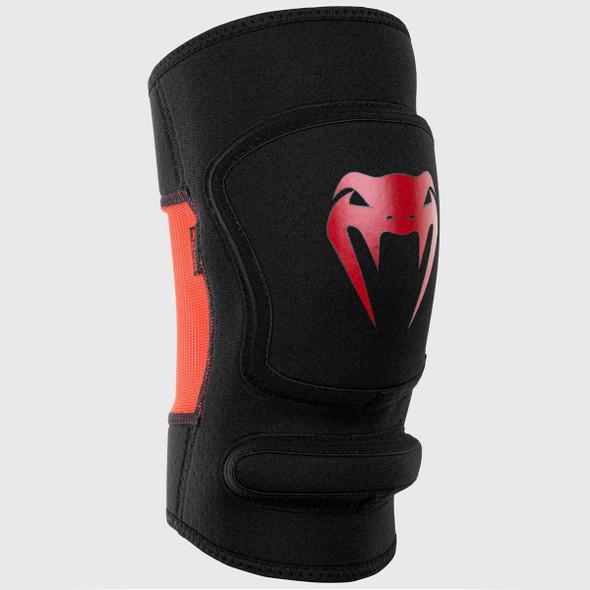 Venum Kontact Evo Pro Knee Pads (Blk/Red)