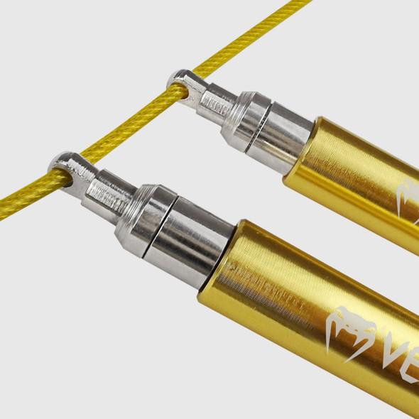 Venum Thunder Evo Jump Rope (Gold)