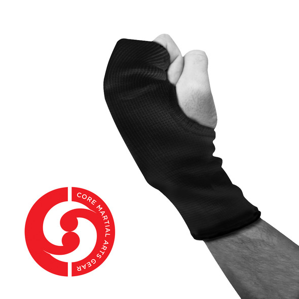 Core Kumite cotton hand mitts
