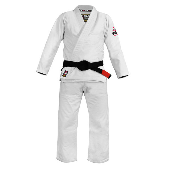 Fuji Lightweight Adult BJJ Gi in White