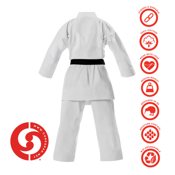 CORE Karate Gi 12oz