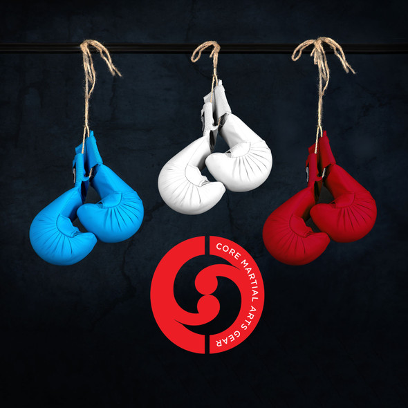CORE kumite karate mitts