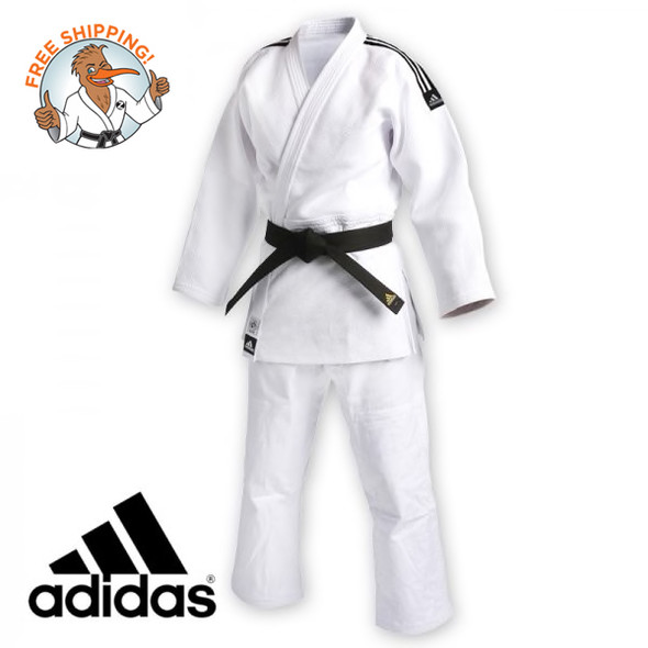 Adidas Judo Uniform - 930S IJF Approved Gi - Size 160
