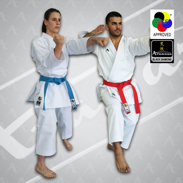 Arawaza Black Diamond Kata Uniform