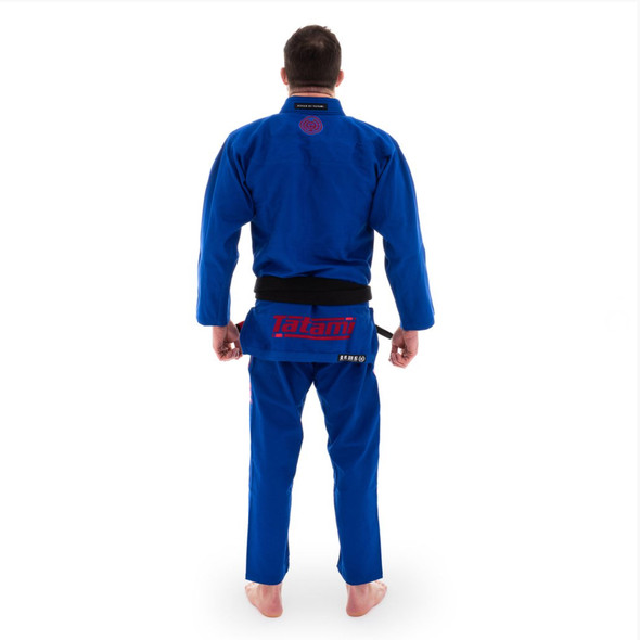 Tatami Estilo Premium 6.0 (Blue and Burgundy)