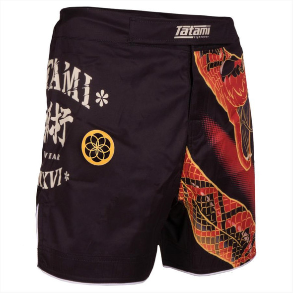 Tatami Duelling Snakes Fight Shorts