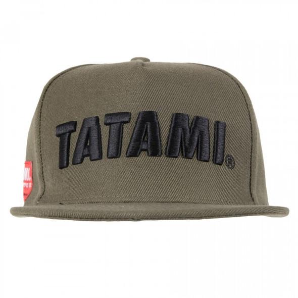 Tatami Snap Back Cap (Khaki)