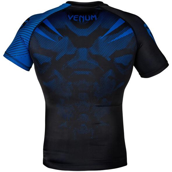 Venum Rashguard Blue/Black