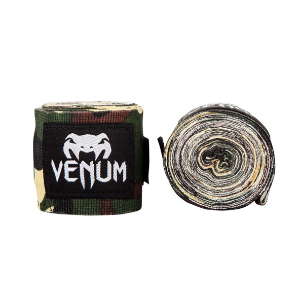 Venum Kontact Boxing Handwraps (Camo 4m)