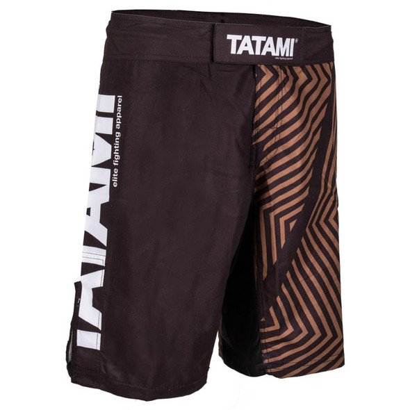 Tatami IBJJF Ranked Brown Fight Shorts