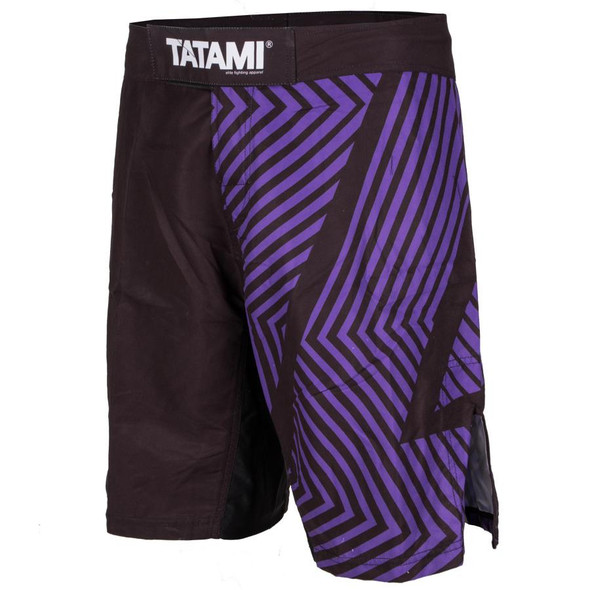 Tatami IBJJF Fight Shorts (Purple - XXL Only)