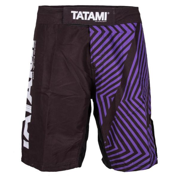 Tatami IBJJF Ranked Purple Fight Shorts