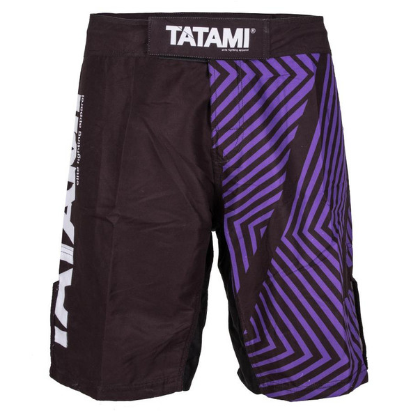 Tatami IBJJF Ranked Purple Fight Shorts