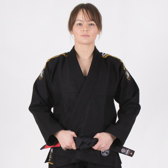 Tatami Nova Absolute Womens Black