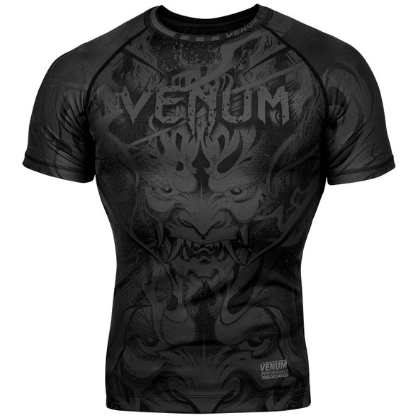 Venum Devil Short Sleeved Rashguard