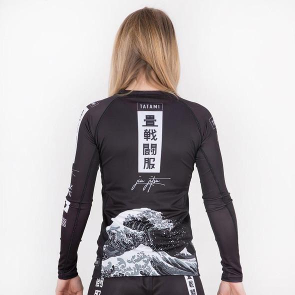 Women's Kanagawa Rashguard