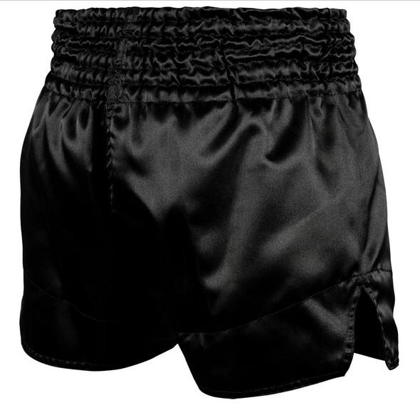 Venum Classic Muay Thai Shorts (Black/Red)