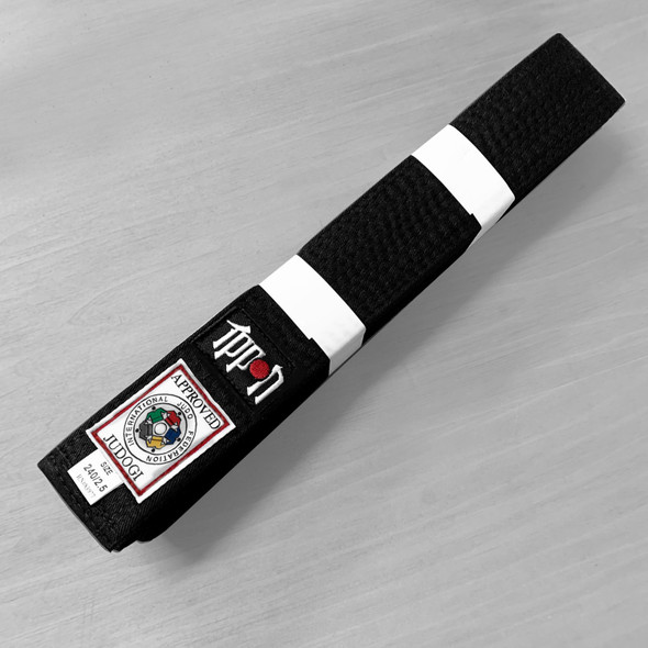 Fuji Sports Ippon Legend Black Belt