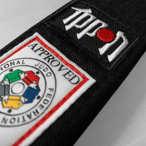 Fuji Sports Ippon Legend Black Belt