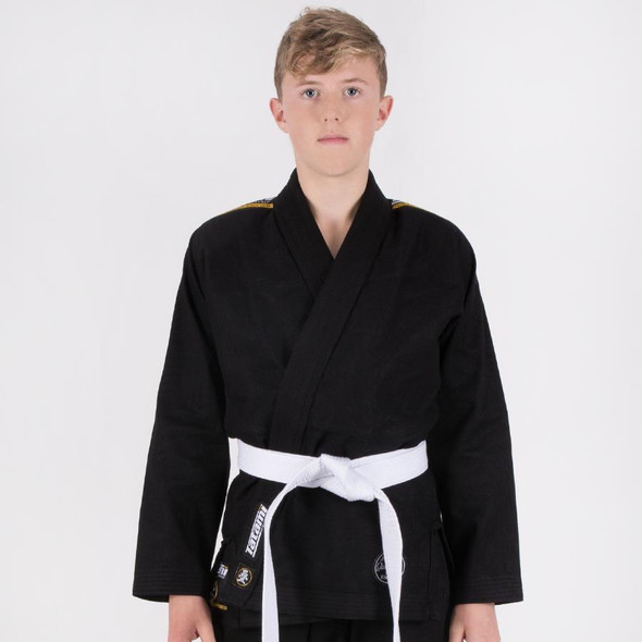 Tatami Nova Absolute Kid's BJJ Gi - Black