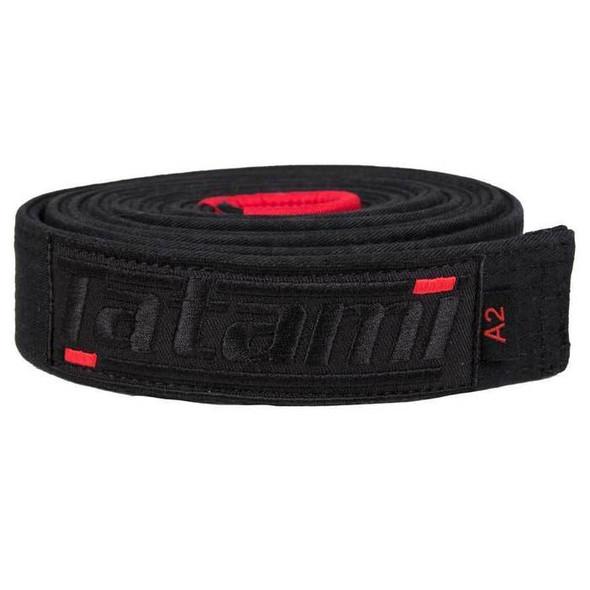 Tatami Deluxe BJJ Black Belt
