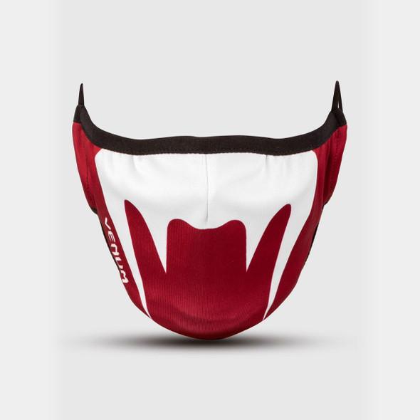 Venum Face Mask (Burgundy)