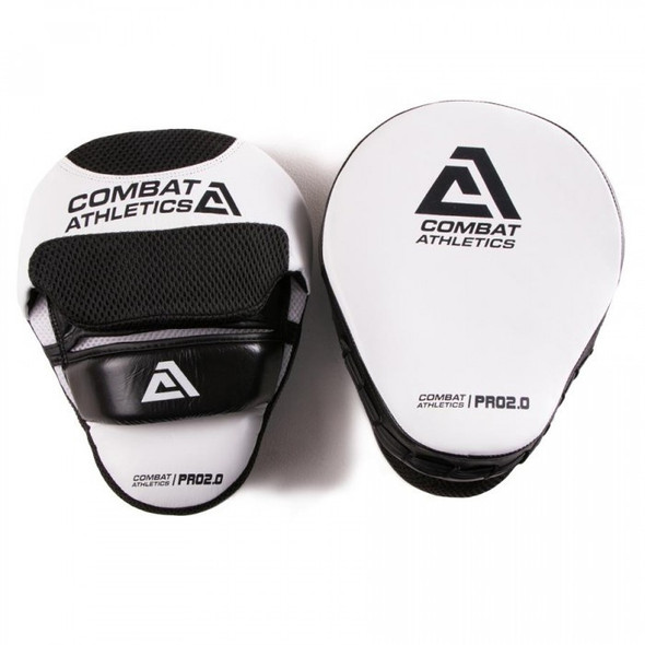 Combat Athletics Pro Series V2 Leather Focus Mitts
