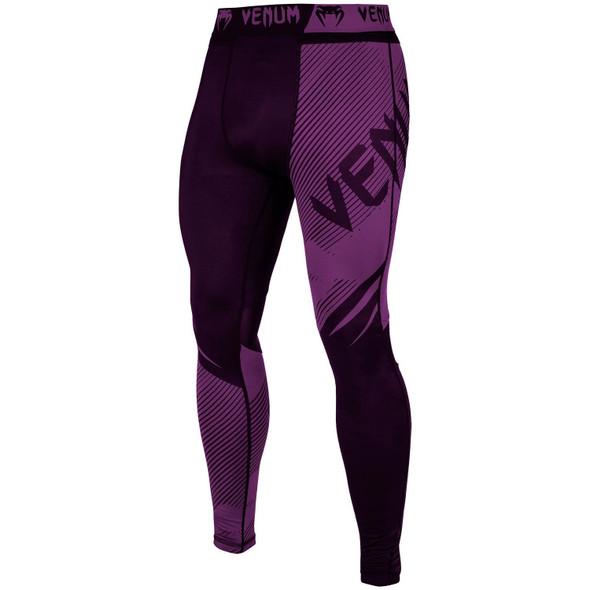 Venum Nogi Purple Compression Spats