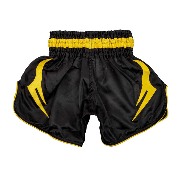 Venum Bangkok Inferno Kid's Muay Thai Shorts (Yellow)