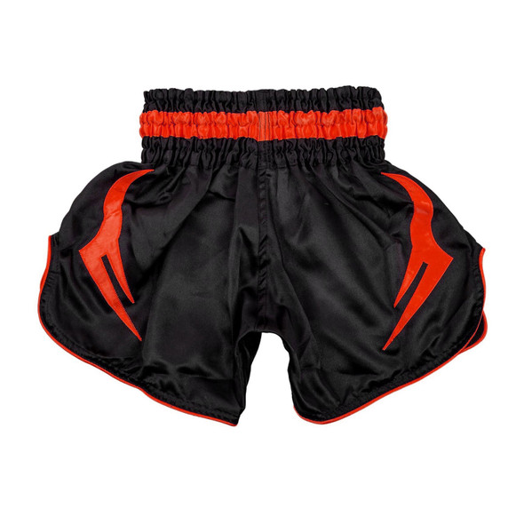 Venum Bangkok Inferno Kids Muay Thai Shorts (Red)
