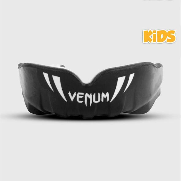 Venum Kid's Challenger Mouthguard (Blk/White)