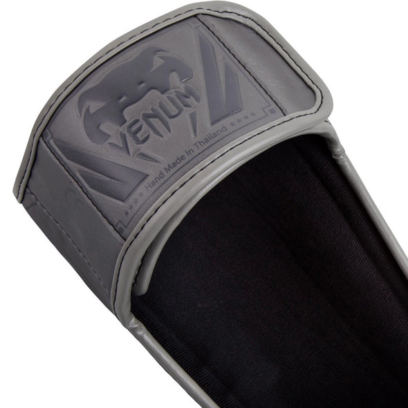 Venum Elite Standup Shin Guards (Grey)
