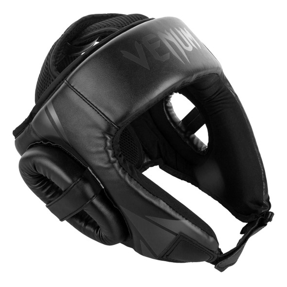 venum open face headgear