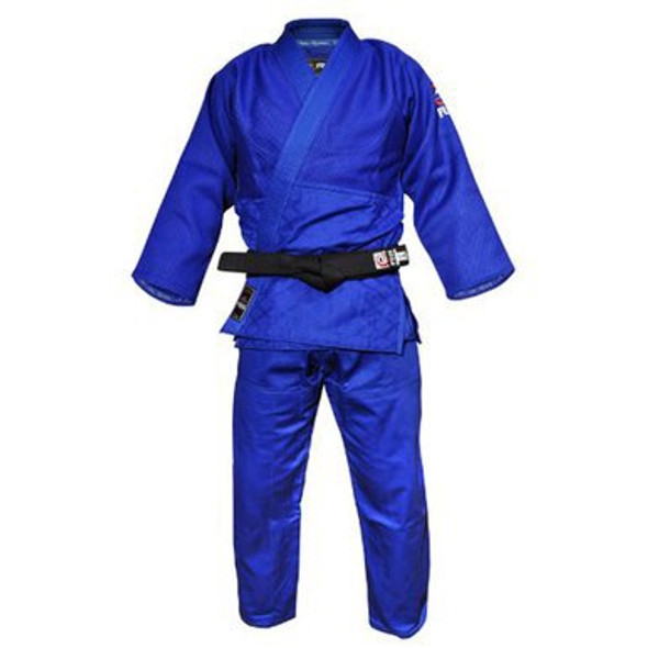 FUJI SPORTS  Double Weave Judo Gi (Blue)