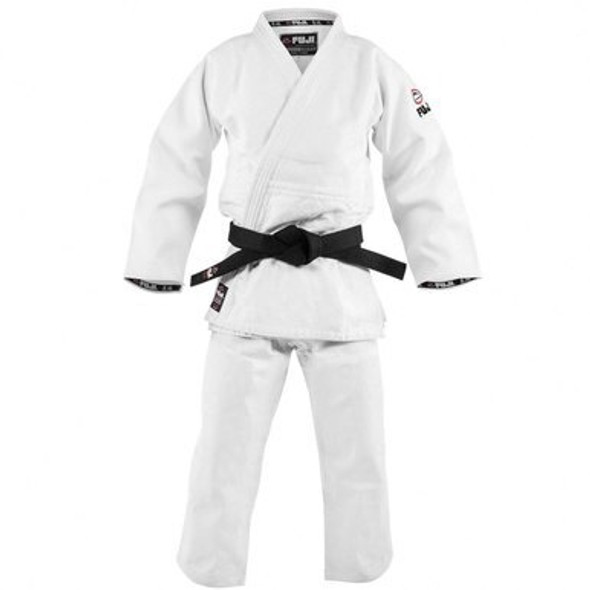 FUJI SPORTS  Double Weave Judo Gi (White)