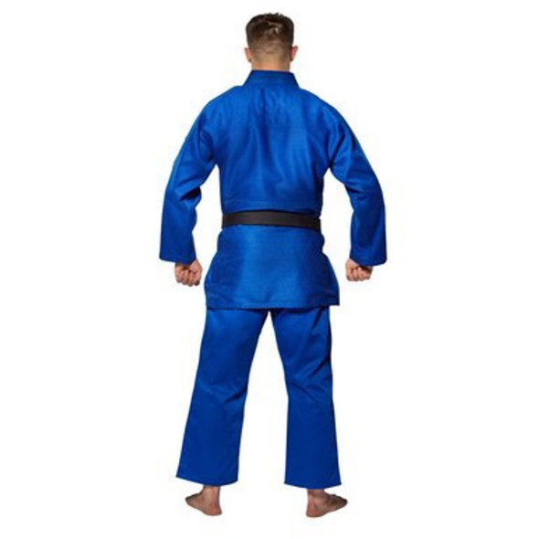 FUJI SPORTS  Single Weave Judo Gi (Blue)