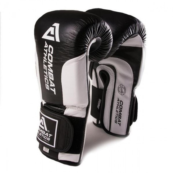 Combat Athletics Pro Series V2 Boxing Gloves 16oz (Leather)