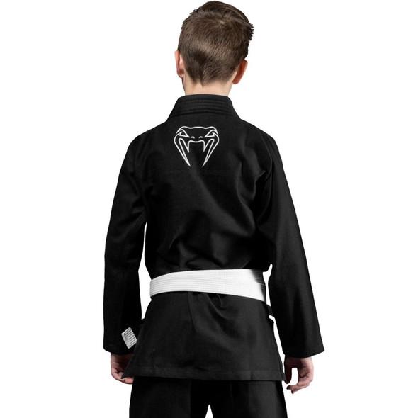 Venum Contender Kids BJJ Gi (Black)