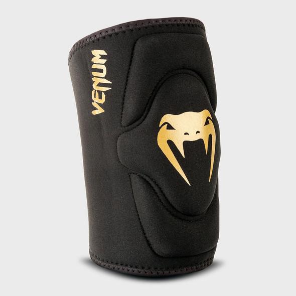 Venum Kontact Gel Knee Pad (Gold/Black)