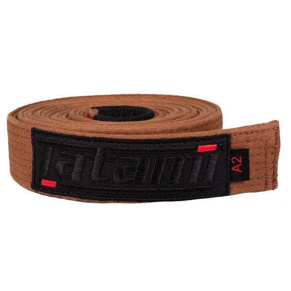 Deluxe Brown Belt