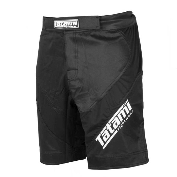 Tatami Dynamic Fit IBJJF Black Shorts