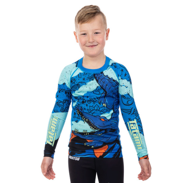 Tatami Kids Gustave Eco Tech Recycled Rashguard