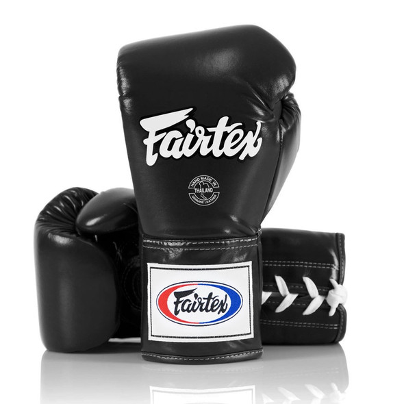 Fairtex Pro Fight Gloves (Leather)