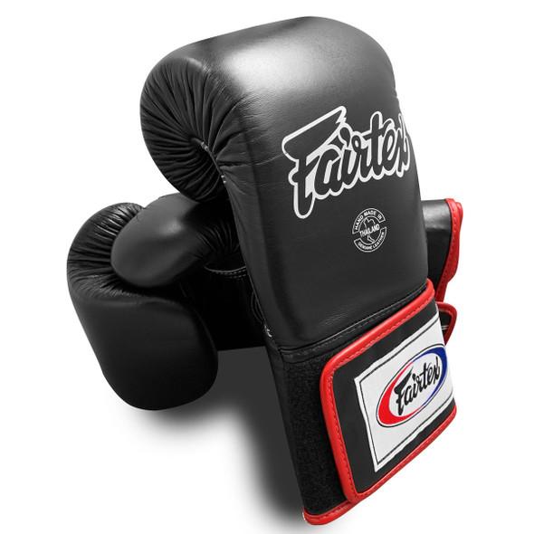 Fairtex BGV5 Super Sparring Gloves (Leather)