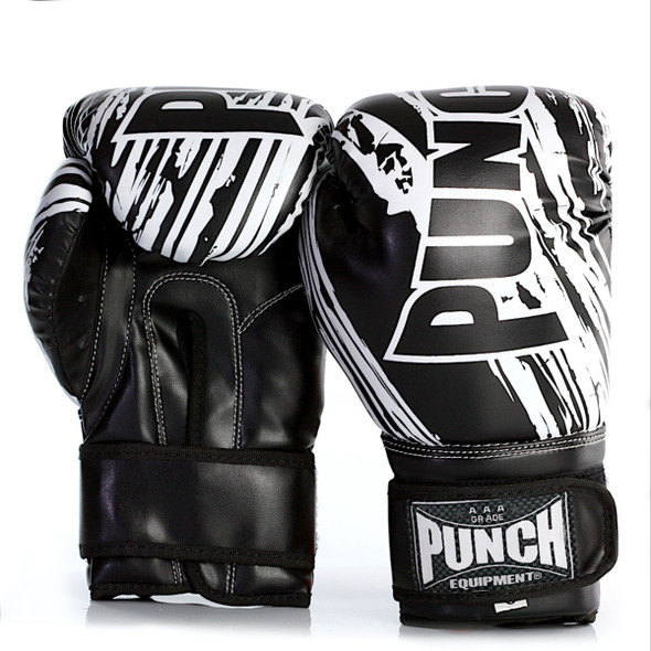 Punch Kids/Junior AAA Boxing Gloves 6oz Black