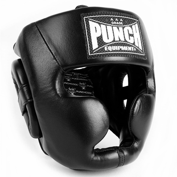 Punch Trophy Getters® Full Face Boxing HeadGear